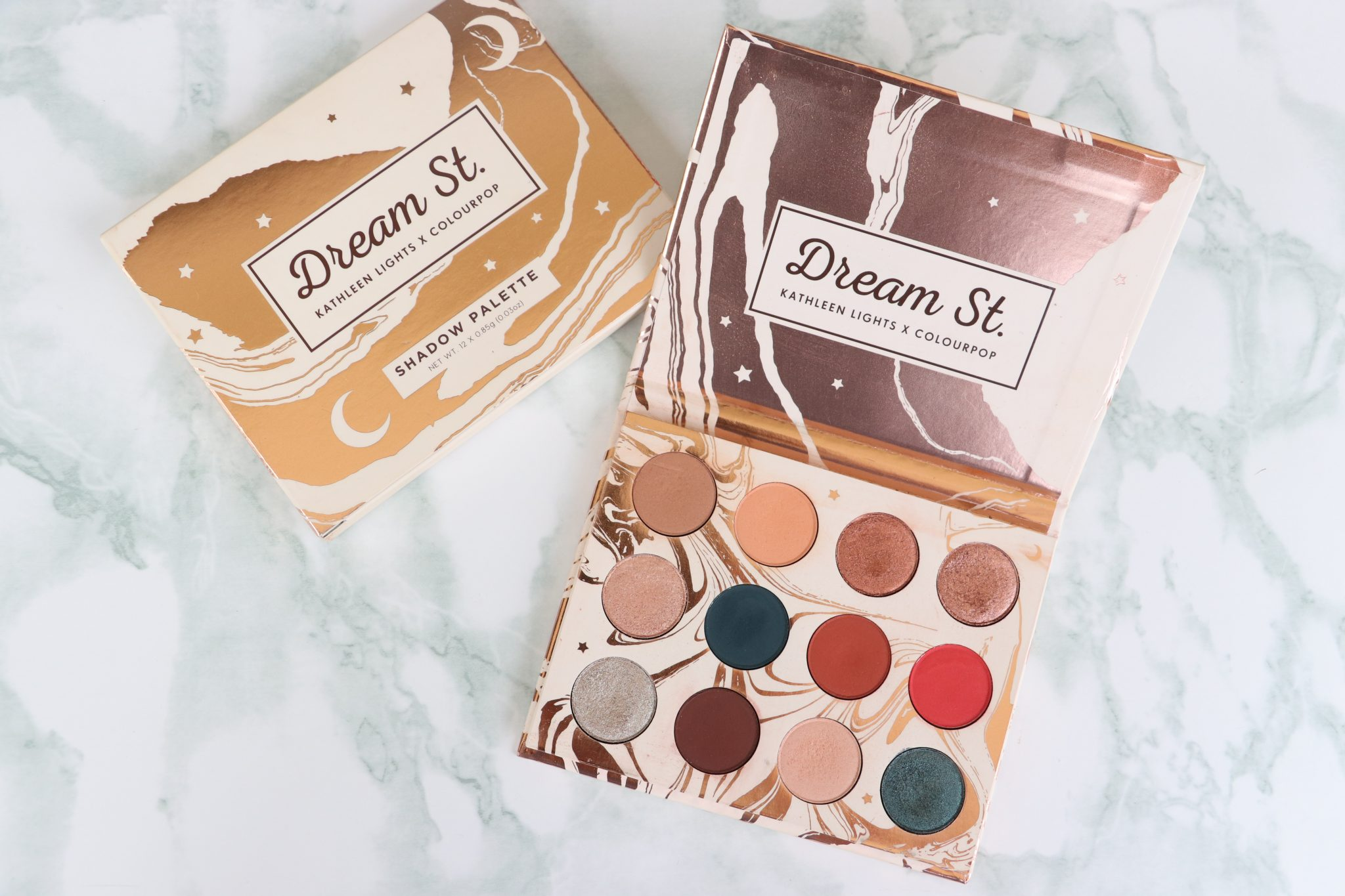 Colourpop Dream St - slayuniqueness
