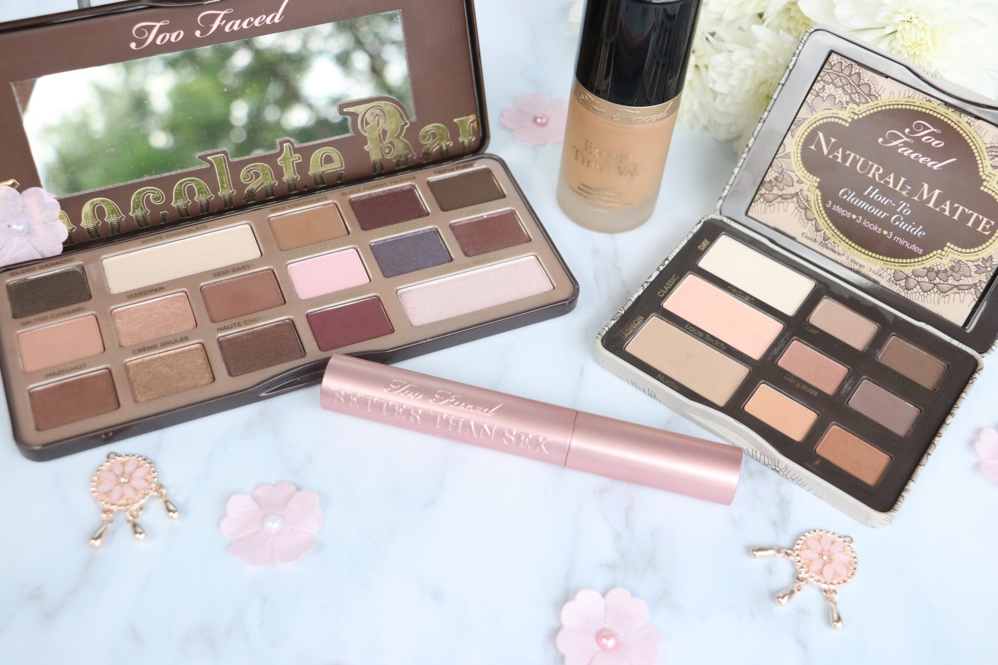 Brand Review Too Faced Yolanda Jeftha